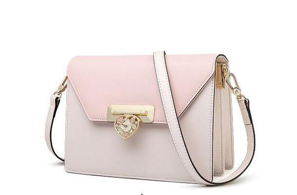 Qualited Brand Pu leather Fashion Woman hand bags Crossbody Handbags Women Designer 2019 New Shoulder Bags Marca per le donne