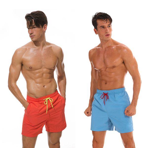 Mens Swimming Board Swim Shorts Trunks Swimwear Beach Summer Shorts Boys Strippp