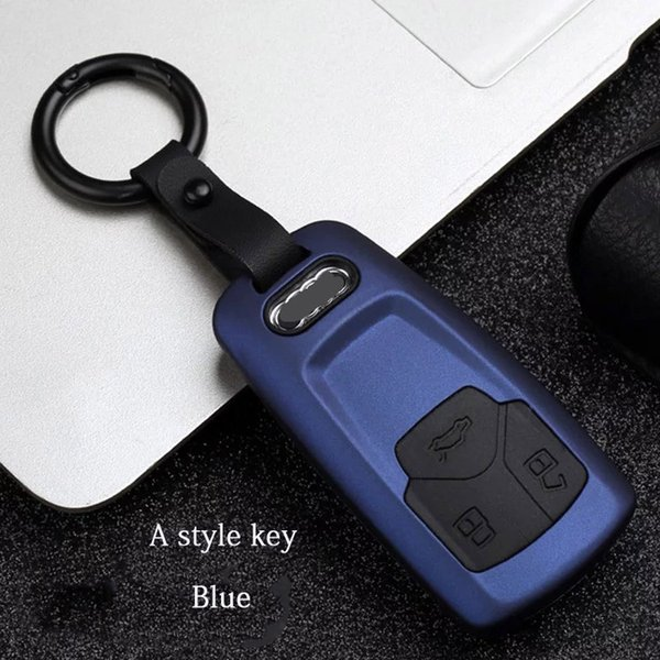 A style - Blue