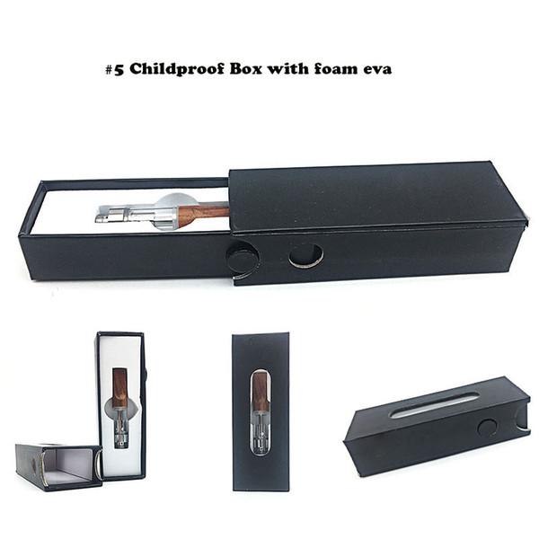 #5 Childproof box with foam Eva