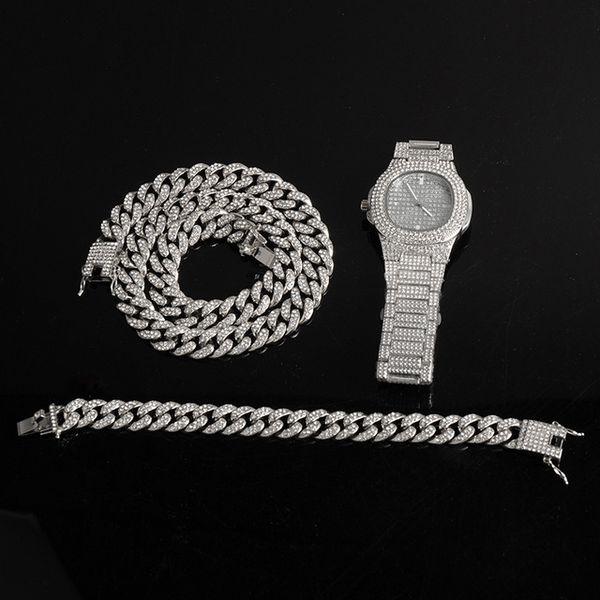 reloj de la pulsera de cadena
