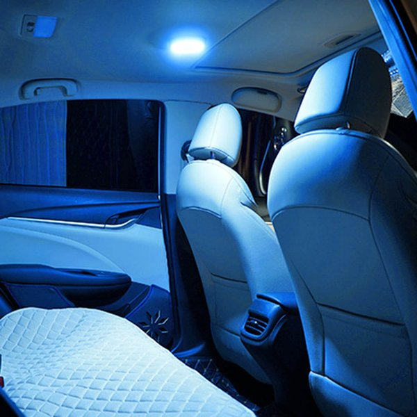 Car Interior Lighting Low power Car LED Reading Light Rear Row Ceiling Roof Lamp Auto Accessories High Quality Bulb