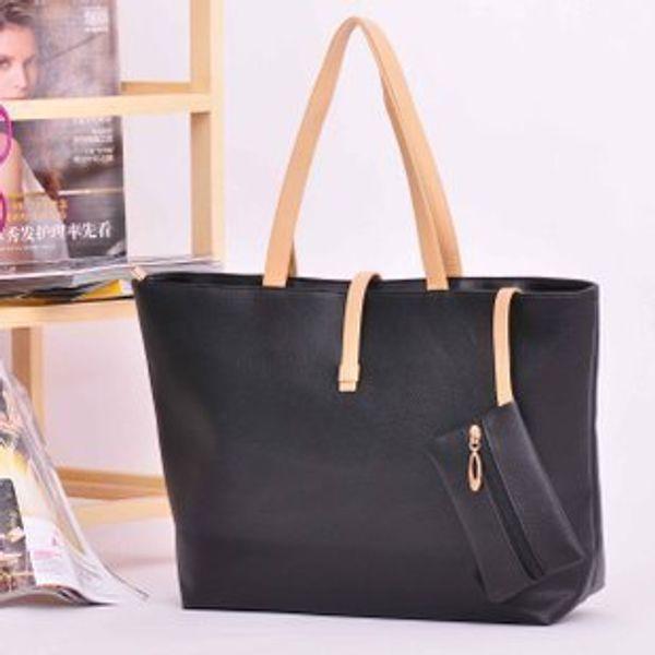 Luxury Hand Bag Shoulder Bag Designer Ladies Fashion PU Field Commuter Female Belt Buckle Large High Quality Shopping Bag