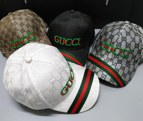 c4888dee1 2019 Mens Baseball Cap Caps Gucci Embroidery Dad Hats For Men Snapback  Basketball Hat Golf Sport Adjustable Gorras Bone Casquette From Aoe1388,  $15.23 ...
