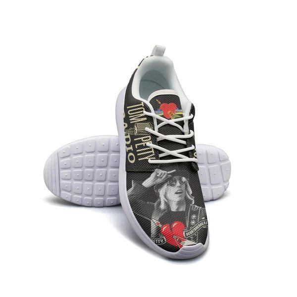 Tom petty RADIO Fashion, chaussures en mousse de conception Unisexe en caoutchouc respirant classique fou