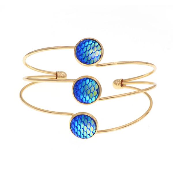 Love Bracelet Multi-layer Mermaid Scale Female Romantic Fashion Fashion Wrist Ornament