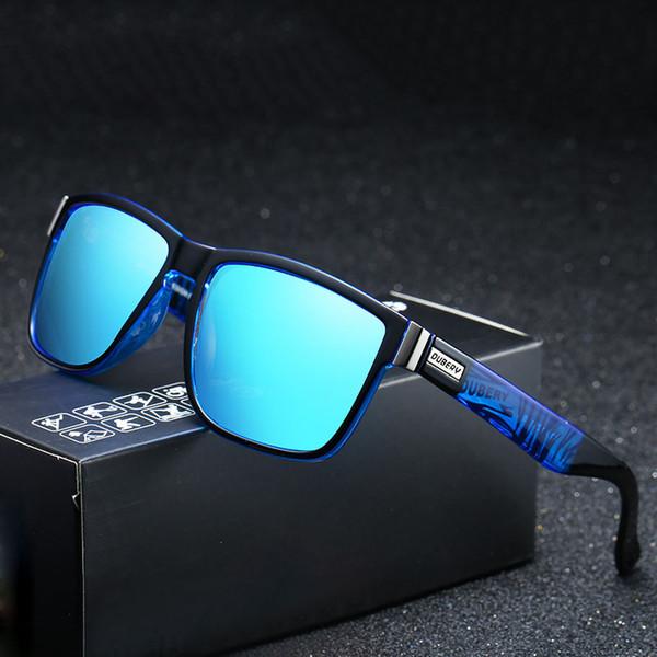 new style unique sports sunglasses polarized men women square brand designer full frame resin lenses outdoor glasses high quality
