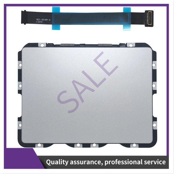 "Original A1502 Trackpad With Cable For Macbook Pro Retina 13"" A1502 Touchpad With Cable MF839 MF841 821-00184-A 2015 year"