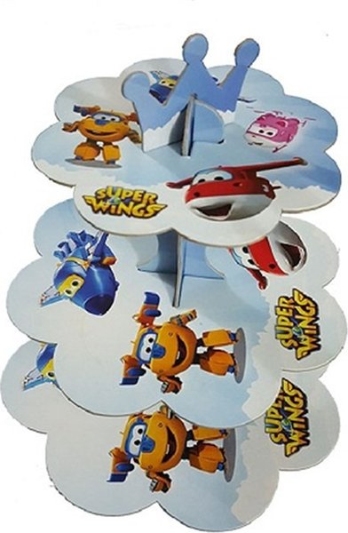 top popular Partypark Great Wings Cake Stand Ship from Turkey HB-000647093 2019