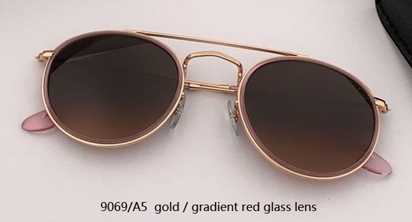 9069/A5 gold/gradient red