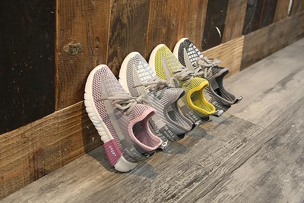 Zapatos para niños Zapatillas para correr para bebés y niños pequeños Zapatillas para correr Niños pequeños Niños y niñas Chaussures Pour Enfants UFJ593