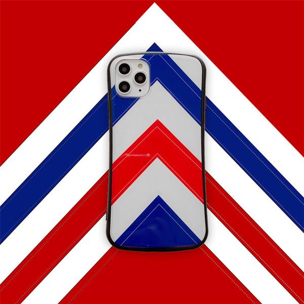 Cas de marque ayant pour Iphone 11 pro max Xr Xs Max cas de téléphone portable antichocs pour iPhone 6 7 8 X Plus