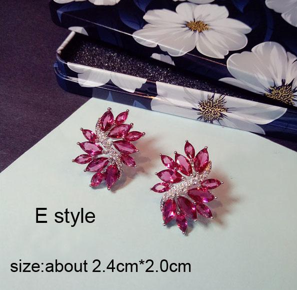 E style-Hot Pink