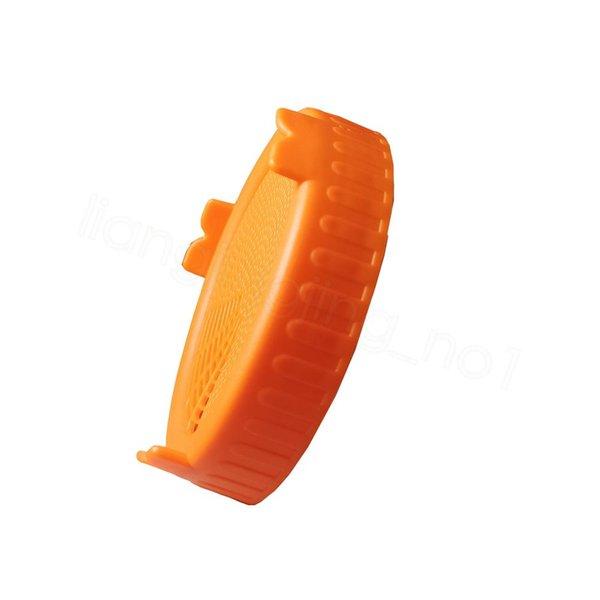 naranja, única tapa