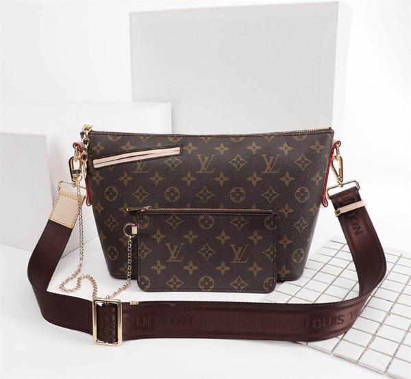 Высокое качество женщины сумки Майкл Кен леди кожзаменитель сумки известный дизайнер бренд сумки кошелек плечо сумка женский 6821