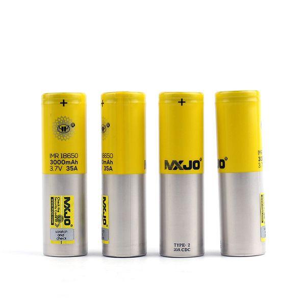 Yellow MXJO