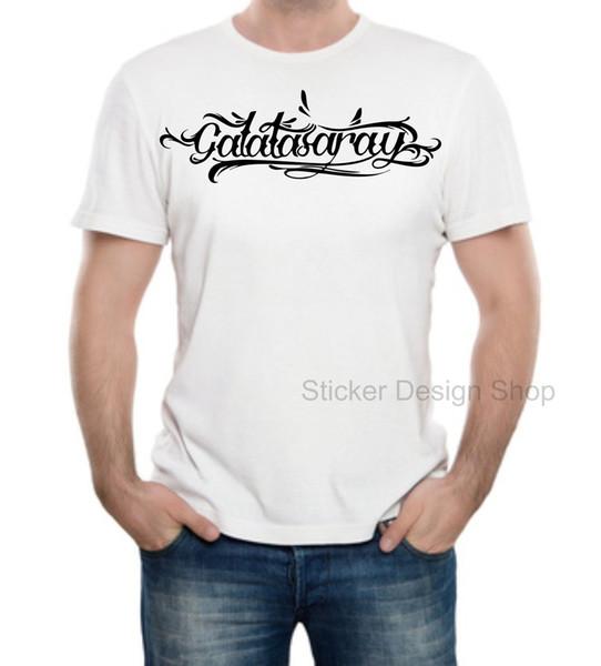 meet f0c61 b92d4 Galatasaray Design Istanbul T Shirt Druck Türkiye Baumwolle Fruit Of The  Loom It T Shirt The T Shirt From Besttshirts201805, $10.66  DHgate.Com