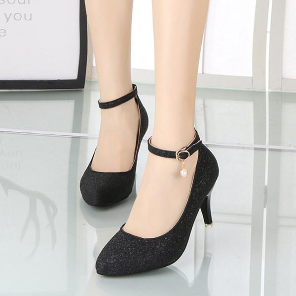 Vestir Zapatos De Mujeres Para Mujer Nuevas Sandalias 2019 Compre E71cHxUwq1