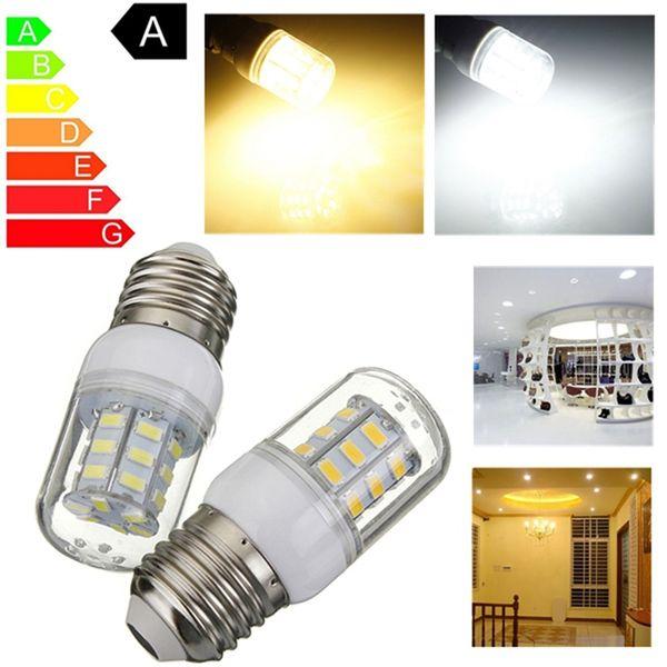 separation shoes 9c6ba 965f6 LED E27 12V 27 LEDs Light Bulb 5730 SMD Super Bright Energy Saving Lamp  Corn Lights Spotlight Bulb Warm White Lighting Led Downlight Bulbs 2825 Led  ...