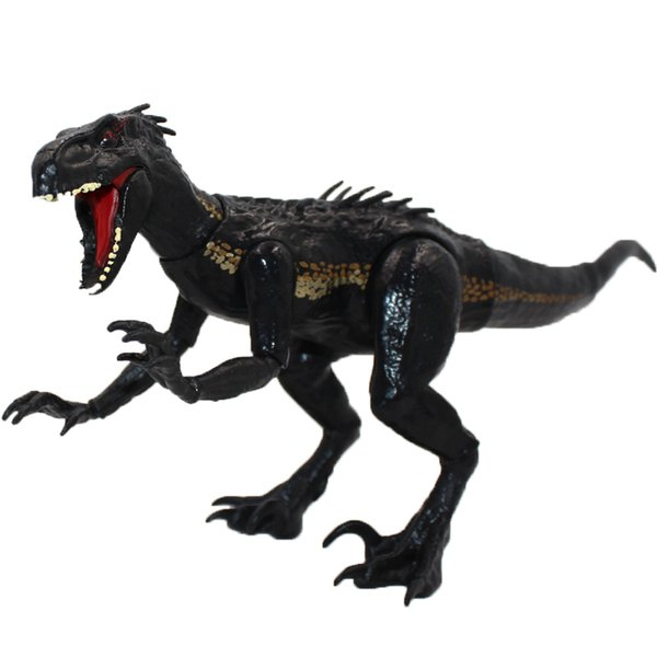 15cm Indoraptor Jurassic Park World 2 Dinosaurs Joint Movable Action Figure Classic Toys For Boy Children Xmas Gift Y190604