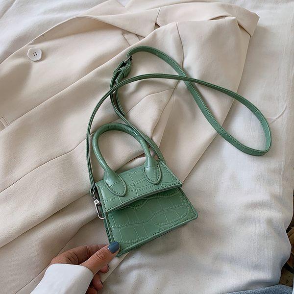 Зеленый сумка