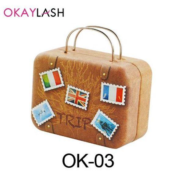 OK-03 leer Fall