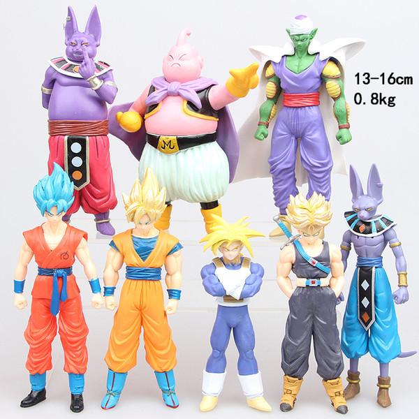 Compre Dragonball Z Dragon Ball Dbz Joint Movable Figuras De Acción Para Niños Toy New A 2613 Del Lyt111224 Dhgatecom