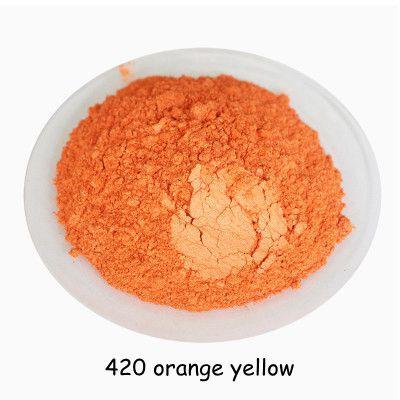 420 naranja amarillo