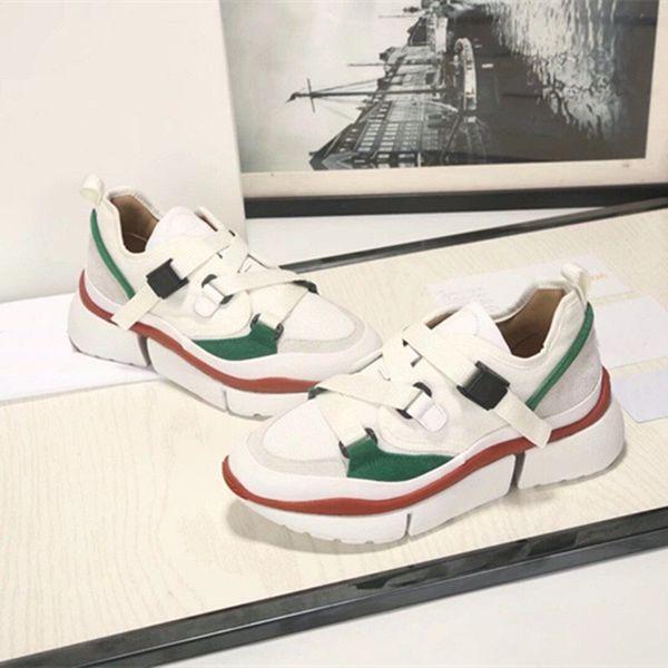 2019 mode design de luxe des chaussures des femmes de formateurs de basket-ball Stan Smith étoiles millésime Espadrilles avec la taille de la boîte 35-39 -180 t19