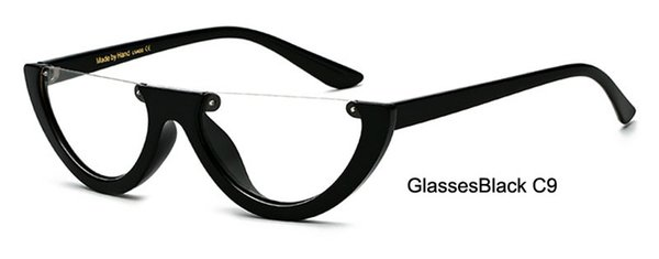 WTYJ098 GlassesBlack