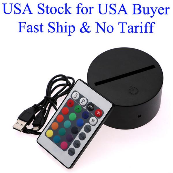 USA Stock 3D-Basis