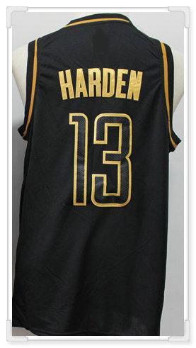 Houston # 13 Harden Nero / Oro