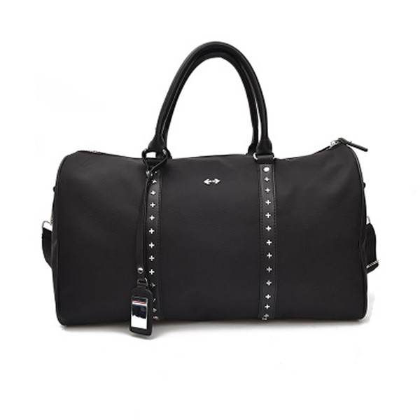 Wobag New Fashion Travel Boarding Luggage For Men And Women Large Capacity Oxford Cloth Travel Bag Shoulder Handbag Fitness Bag