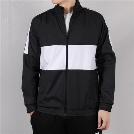 Мужская ветровка марки верхней одежды куртки футбольный клуб дизайнер молнии лоскутное пальто осень весна с длинным рукавом спортивный тренажерный зал работает -LJJ98304