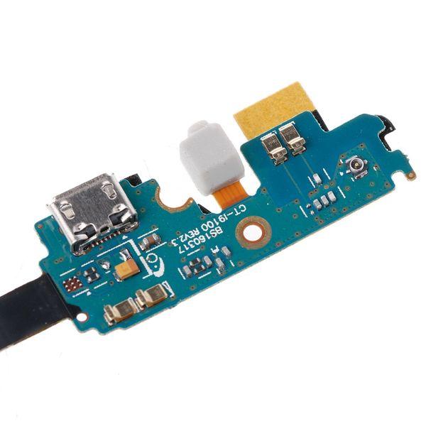Parti di riparazione del cavo della flessione del connettore della porta di carico di USB per Samsung Galaxy S2 i9100