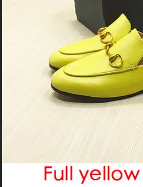 voll gelb