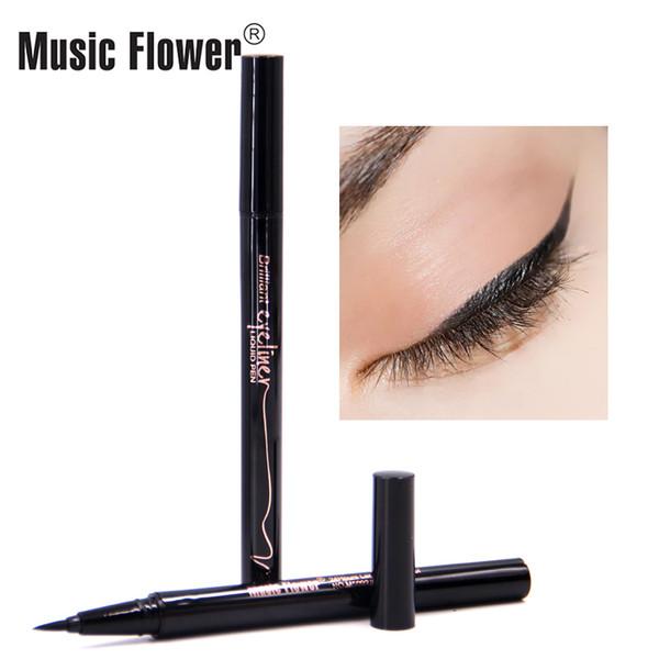Super Black Waterproof Liquid Eyeliner Pencil Eye Liner Pen Lady Cosmetics Make Up Eye Marker Beauty Essentials Eyeliner Contour