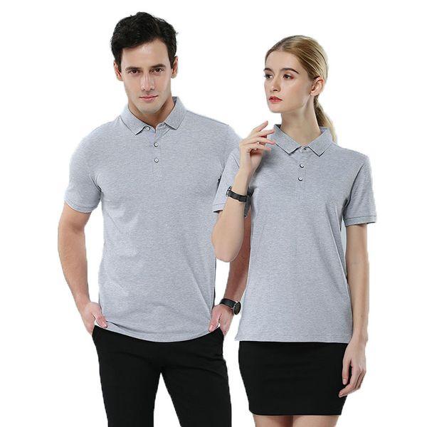 T-shirt estiva personalizzata con logo Maniche corte Pubblicità Abbigliamento da lavoro aziendale personalizzato Cultura Scuola Studente Running Sport T Shirt