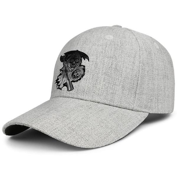 Sons of Anarchy Vintage old Men Women Wool Visor hat Popular designer cap snapback Adjustable Bucket cap Outdoor
