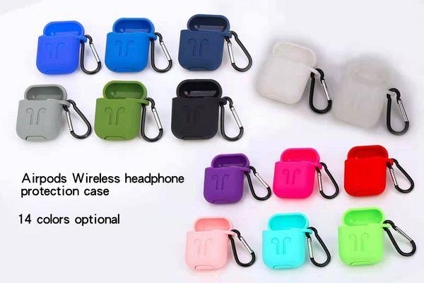Universal- oder die zweite Generation - für Airpods Kopfhörer Abdeckung Apple Kopfhörer Abdeckung ist eine erste