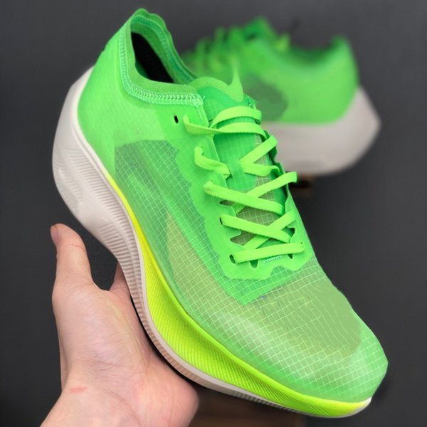High Quality 2019 New ZoomX Vaporfly Next Volt Sneakers OG Cushion Fashion Designer Newest Casual Sports Sneakers
