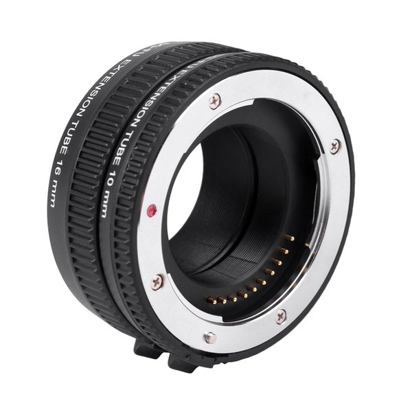 adapter VILTROX DG-FU Auto Focus AF Adapter Mount for Fujifilm X Mount Macro Lens Extension Tube Ring 10mm 16mm Set