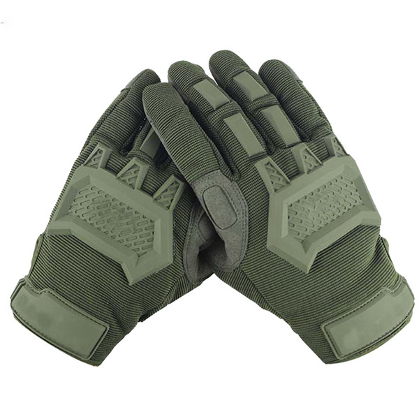 touch screen cycling gloves army combat airsoft outdoor hiking climbing shooting paintball tactical full finger Gloves