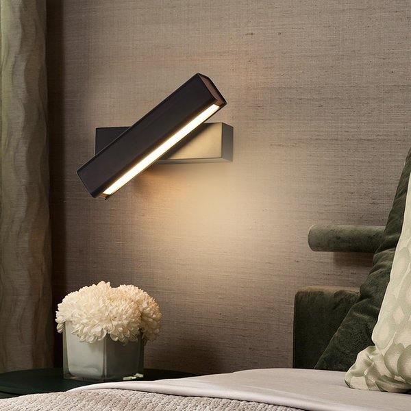 LED Wandleuchte Innenleuchte gedreht Kopfleuchte Up Down Moderne dekorative Lampe für den Außenbereich