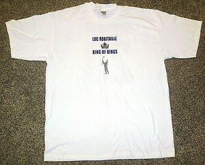 Аутентичные Унисекс Люк ROBITAILLE Джерси Пенсионная рубашка XL никогда не носил