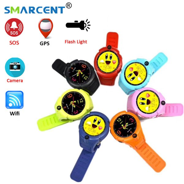 earable Devices Watches Q360 Kids Smart Watch with Camera GPS Location Child children watch watches SOS Anti-Lost Monitor Tracker baby s...