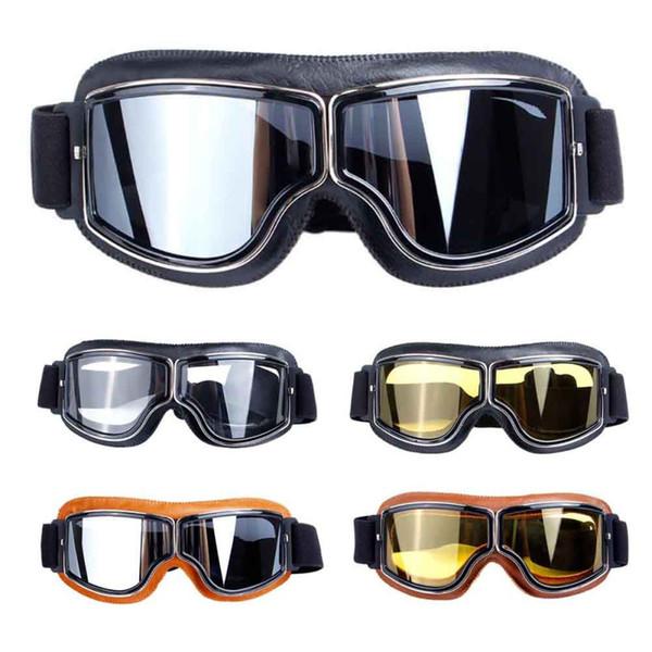 Lente PC Ciclismo Óculos Dust-proof Anti UV de Proteção ciclismo Óculos De Sol À Prova de Vento Da Motocicleta bicicleta Óculos de esqui snowboard óculos de proteção