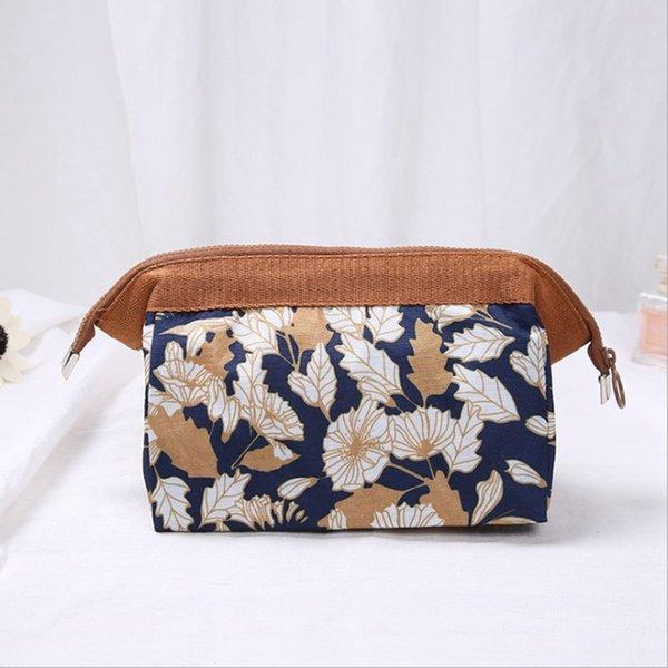 Le donne del sacchetto cosmetico rendono il kit da viaggio portatile e impermeabile da viaggio
