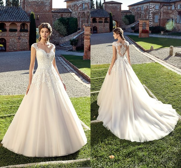 65d0253b9d Vestido Novia Vintage Wedding Dress Coupons, Promo Codes & Deals ...