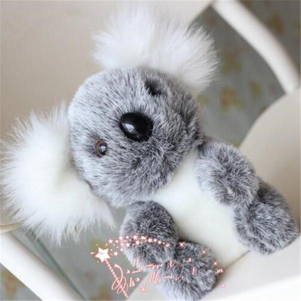 7.08 Inch Cute Koala Plush Toy Baby Doll Kawaii Stuffed Animal Plush Toys Lovely Kids Plush Toys Educational Kids Xmas Gift Size B11
